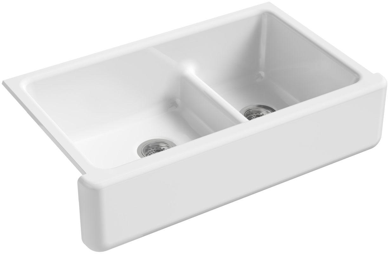 Faucet.com | K-6427-0 in White by Kohler