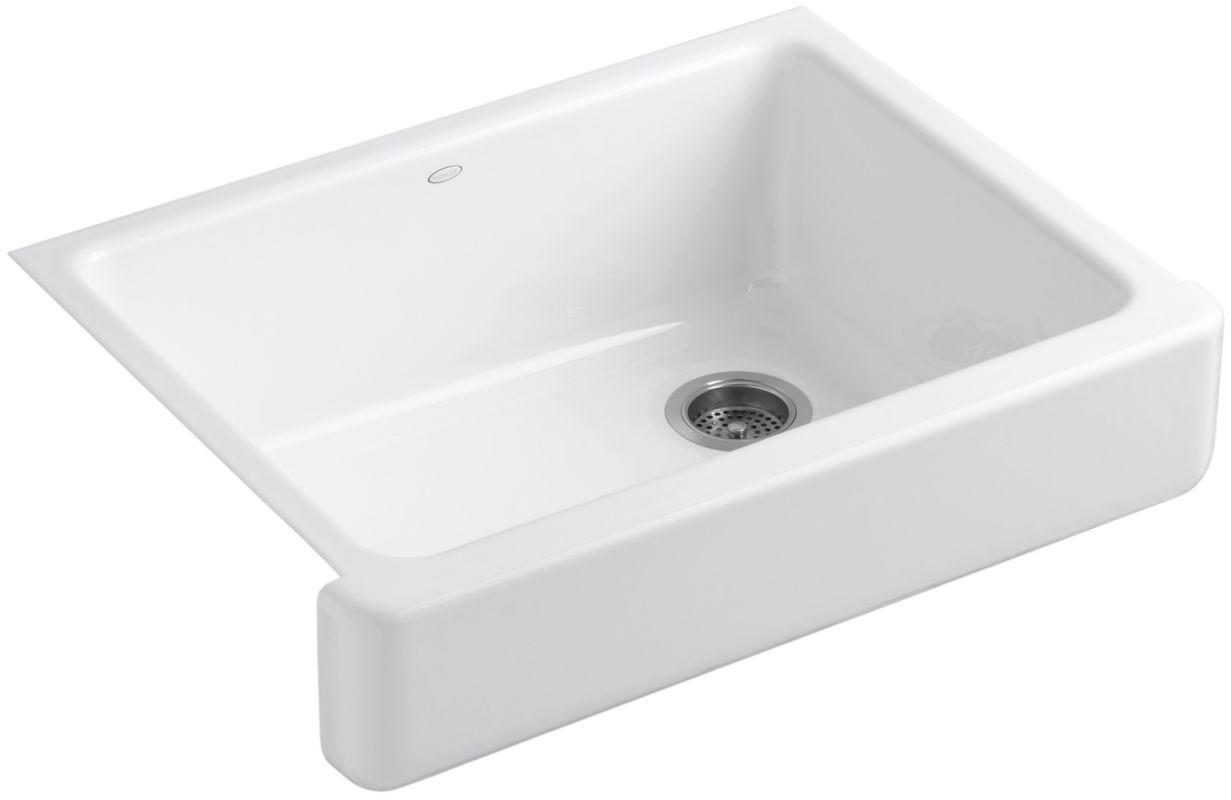 Faucet.com | K-6486-0 in White by Kohler