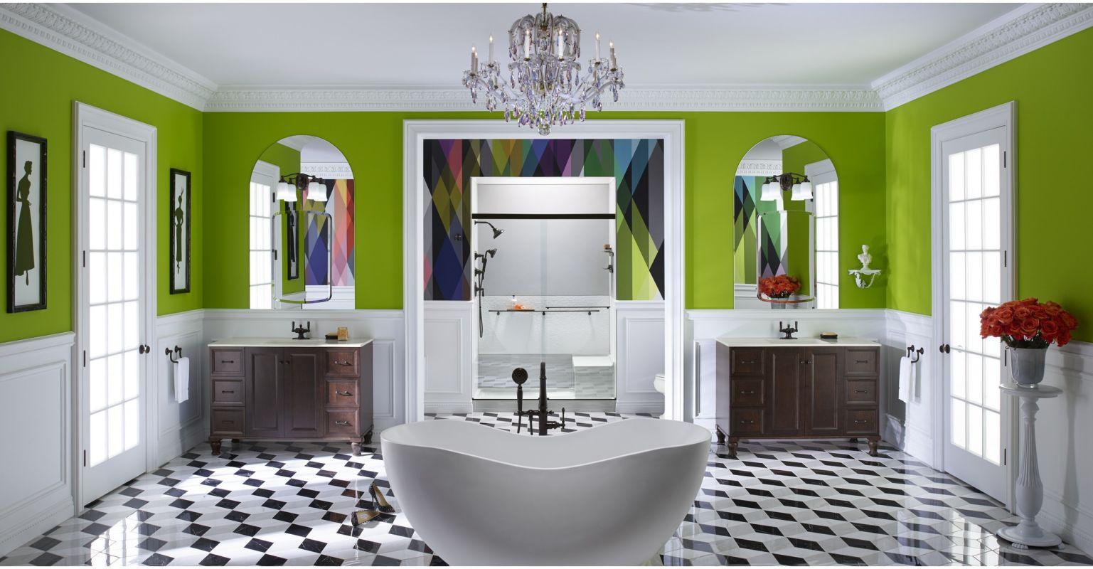 Comfortable Kohler Sink Faucet Contemporary - Bathtub Design Ideas ...