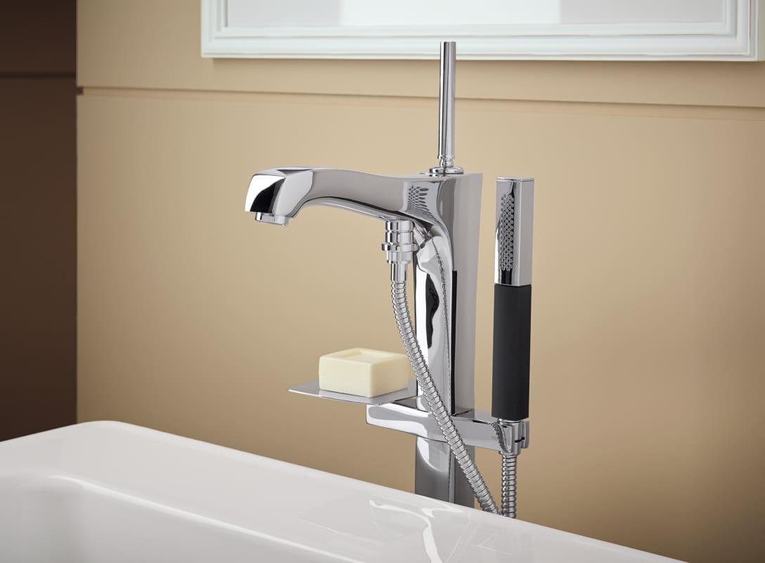 Faucet Com K T97331 4 Bn In Vibrant Brushed Nickel By Kohler