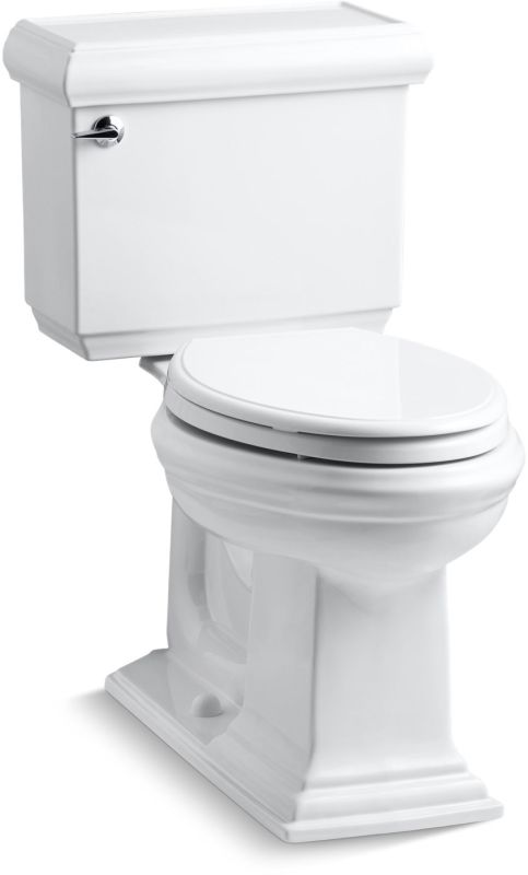 Kohler K 3816 0 White Memoirs Classic 1 28 Gpf Two Piece