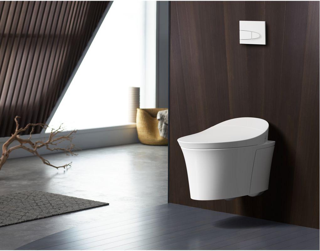 7 Faucet Finishes For Fabulous Bathrooms: K-5402-0 In White By Kohler