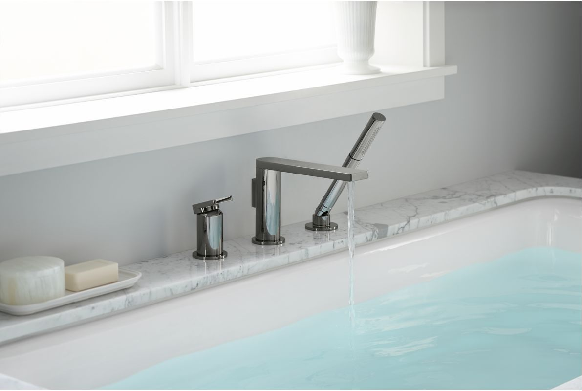 Faucet Com K 73078 4 Cp In Polished Chrome By Kohler