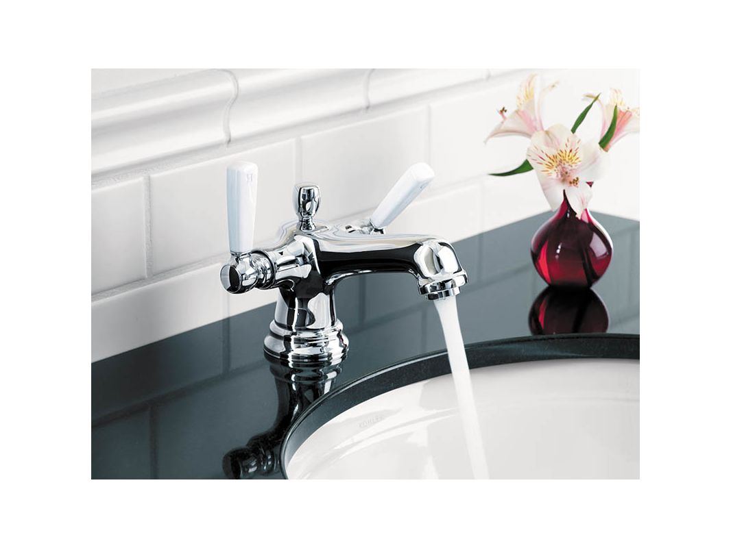 Faucet.com | K-10579-4P-CP in Polished Chrome by Kohler