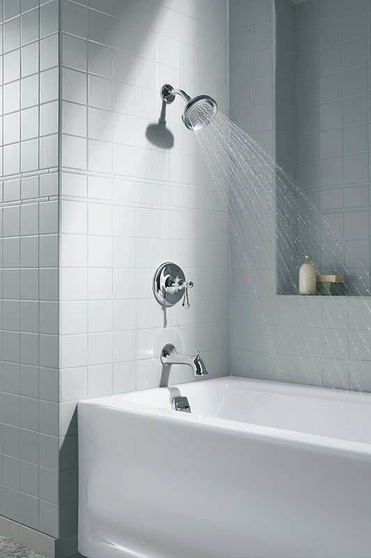 Faucet Com K 1150 La 47 In Almond By Kohler