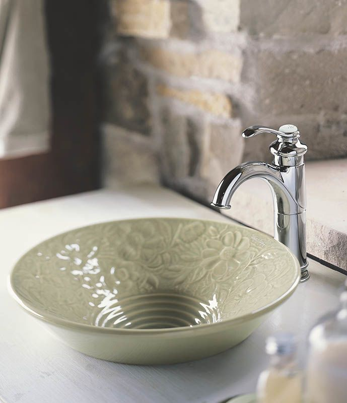 K 14222 wg m3 in copper verde by kohler - Discontinued kohler bathroom sink faucets ...