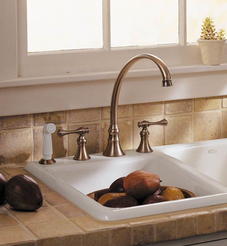 Kohler Forte Bathroom Faucet. Kohler Devonshire Faucets. Kohler ...
