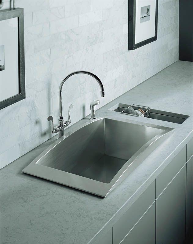 Faucet.com   K-3153-NA in Stainless Steel by Kohler