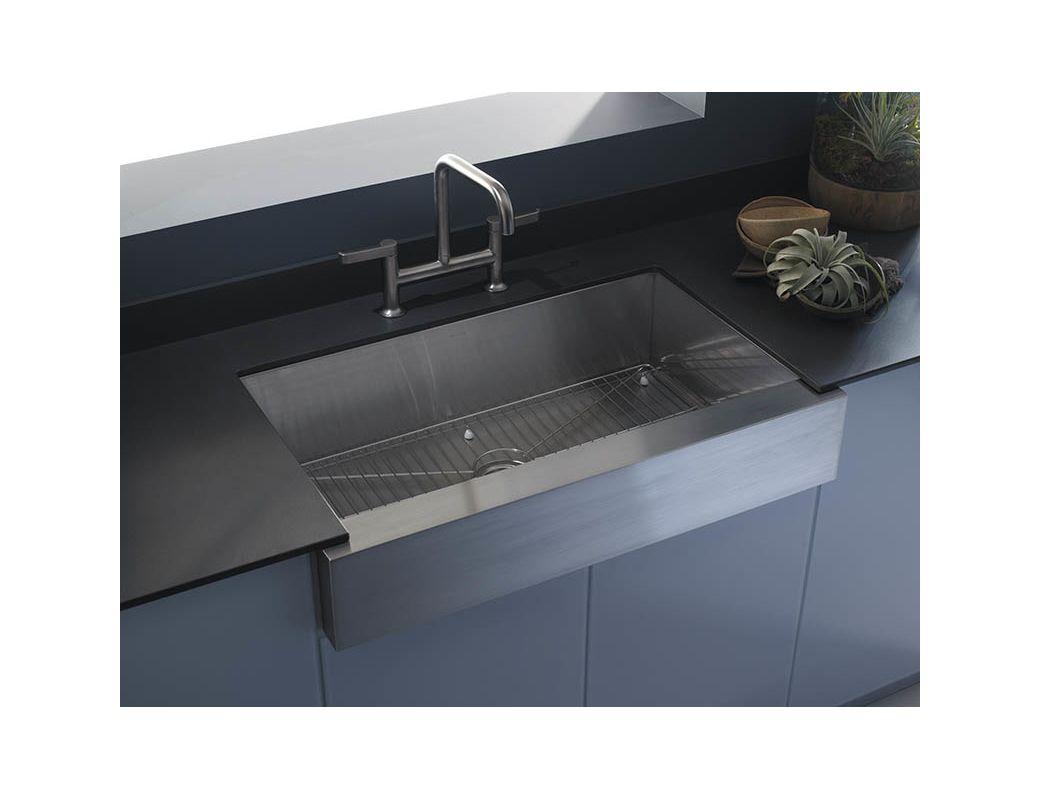 Kohler Stainless Steel Kitchen Sinks faucet | k-3936-na in stainless steelkohler