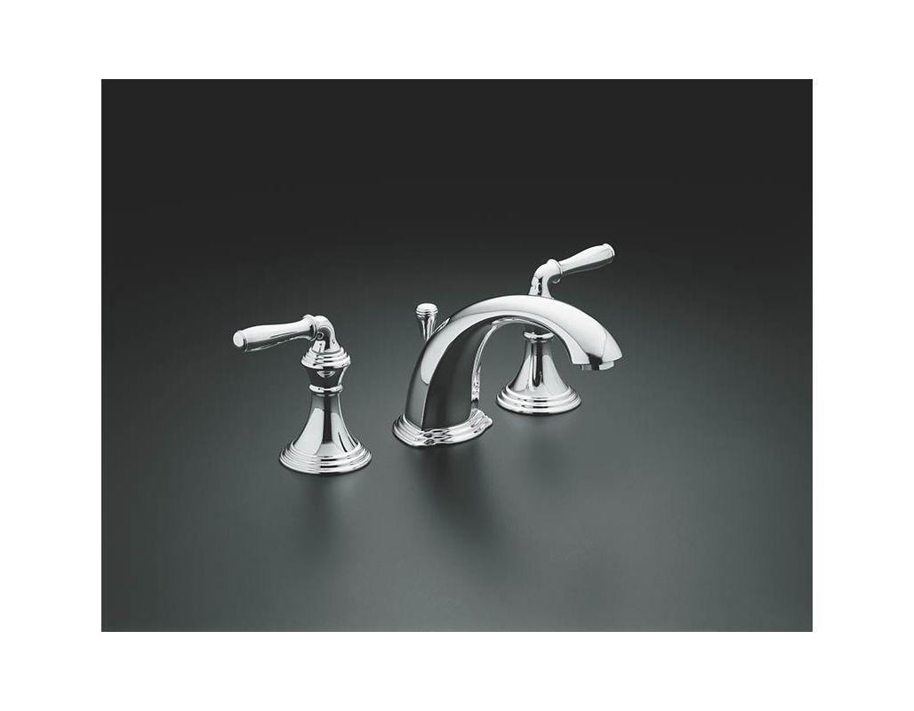 Faucet Com K 394 4 Bn In Brushed Nickel By Kohler
