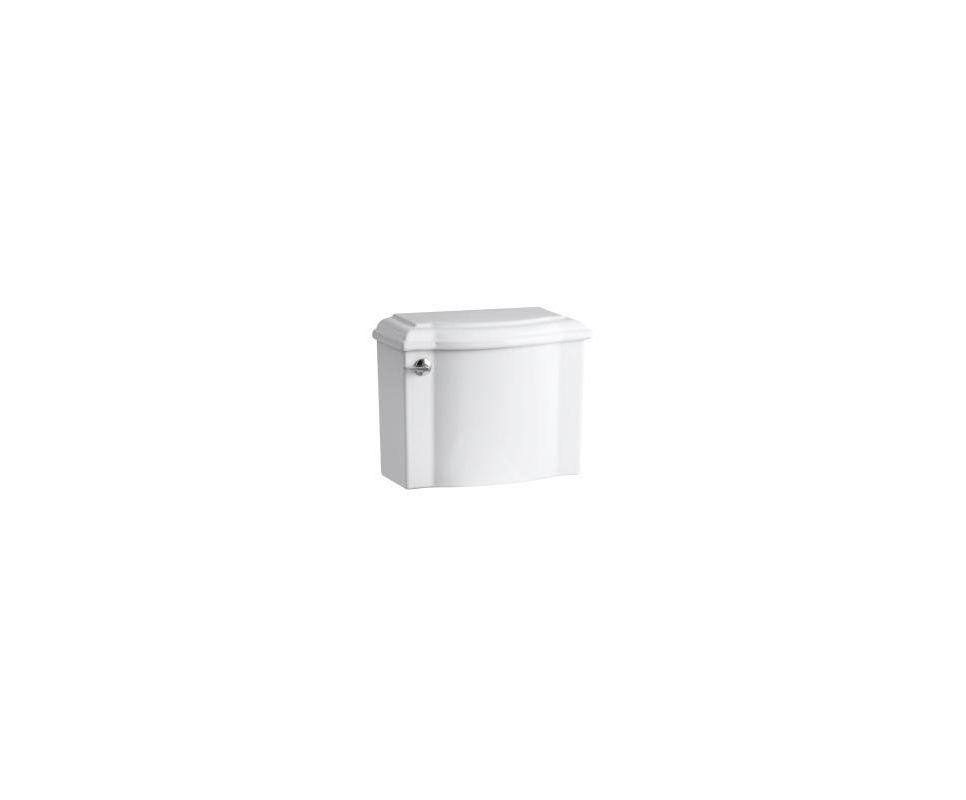 Kohler K 4438 0 White Devonshire 1 28 Gpf Toilet Tank Only