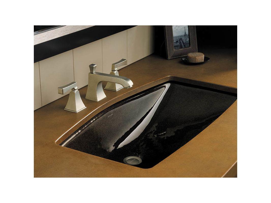 Faucetcom KVBV In Brushed Bronze By Kohler - Discontinued kohler bathroom sink faucets