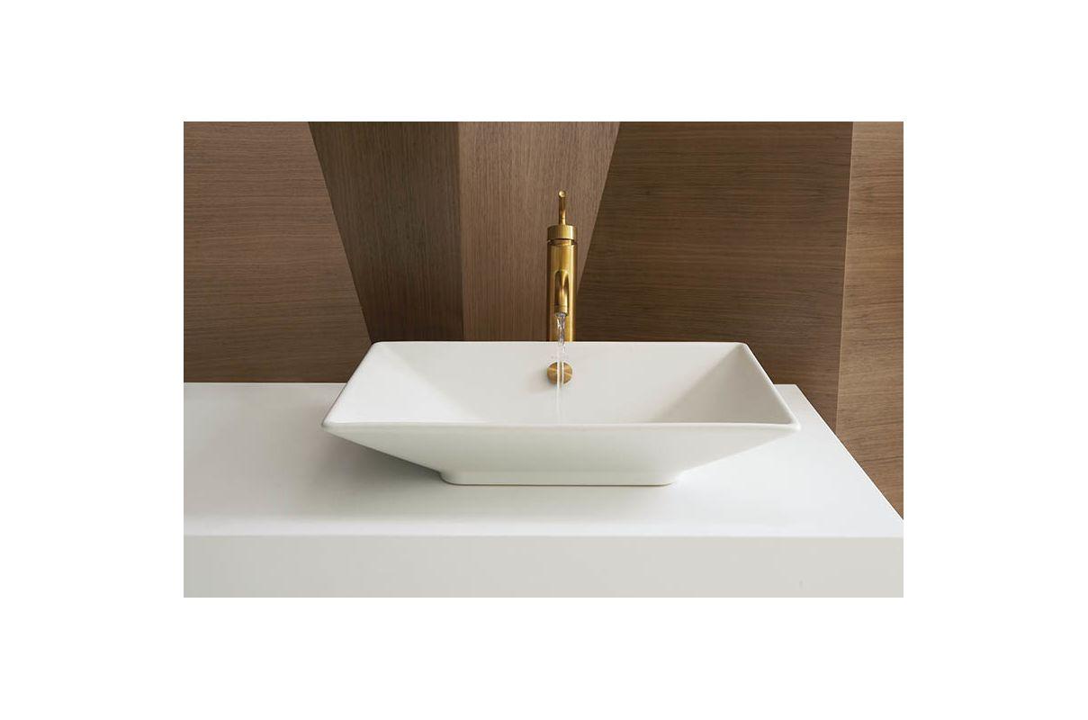 Faucet Com K 4819 0 In White By Kohler