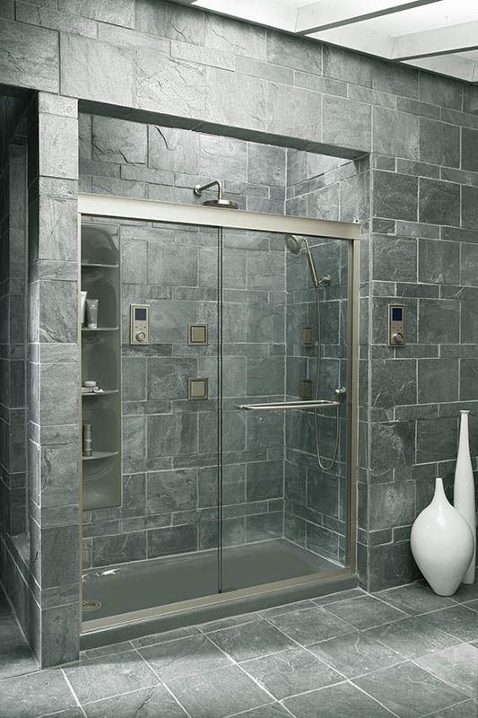crystal clear alternate view - Kohler Shower Doors