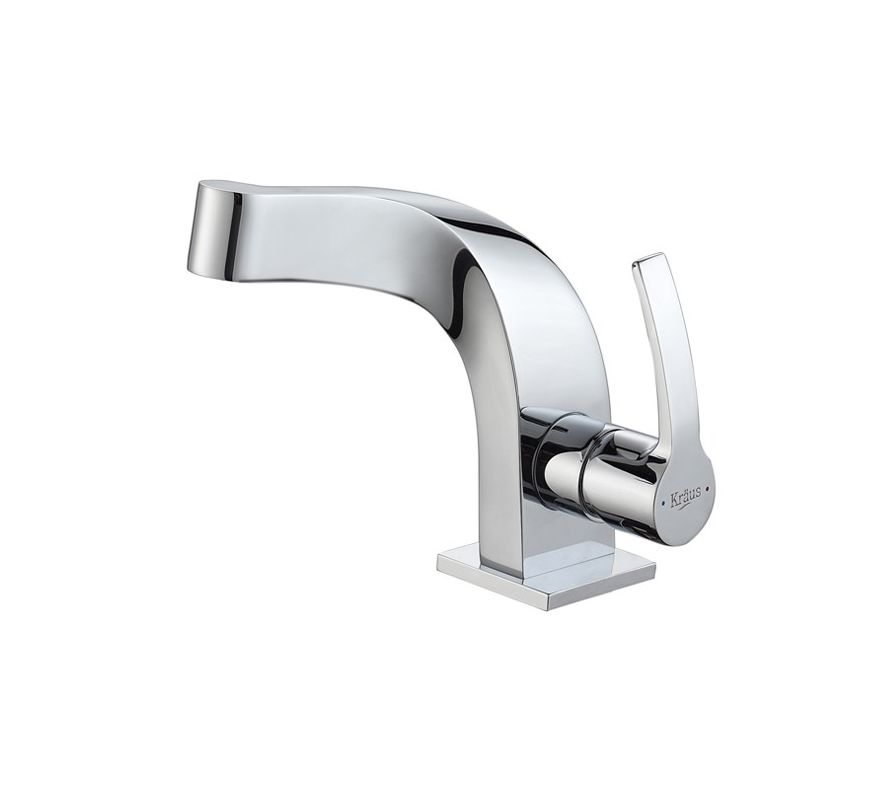 Kef 15101ch in chrome by kraus - Kraus shower faucets ...