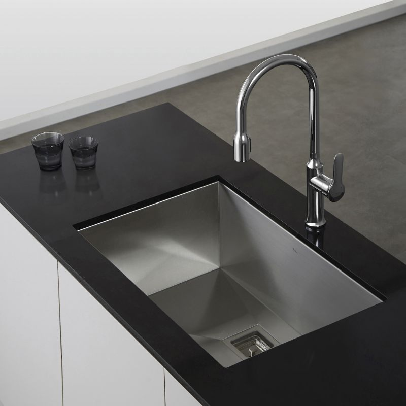 Faucet.com | KHU29 in Stainless Steel by Kraus