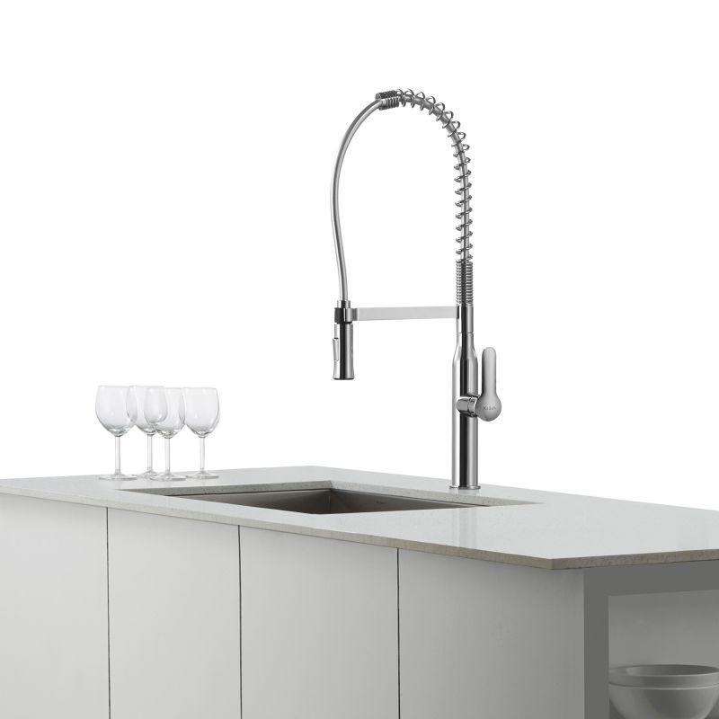Faucet.com | KPF-1650 in Chrome by Kraus