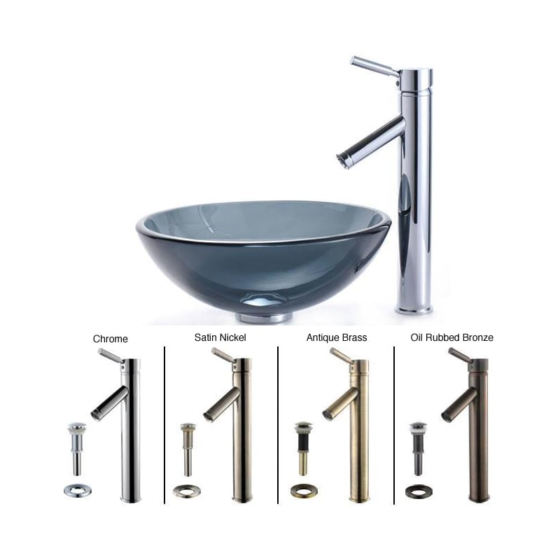 Faucet Com C Gv 104 14 12mm 1002ab In Antique Brass By Kraus