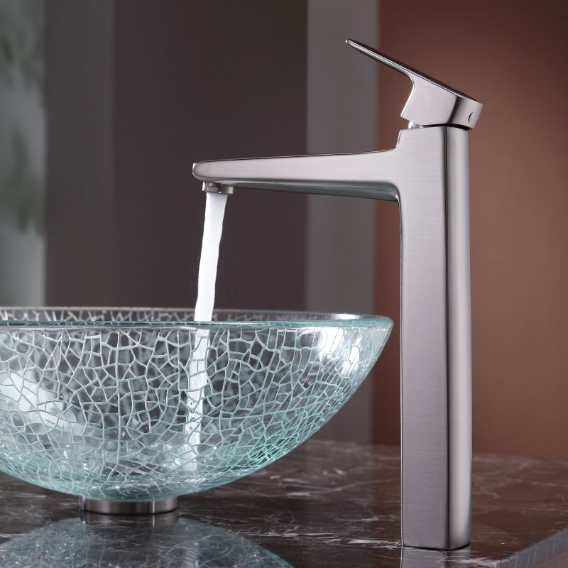 Bathroom Faucets Guelph faucet | c-gv-500-12mm-15500bn in brushed nickelkraus