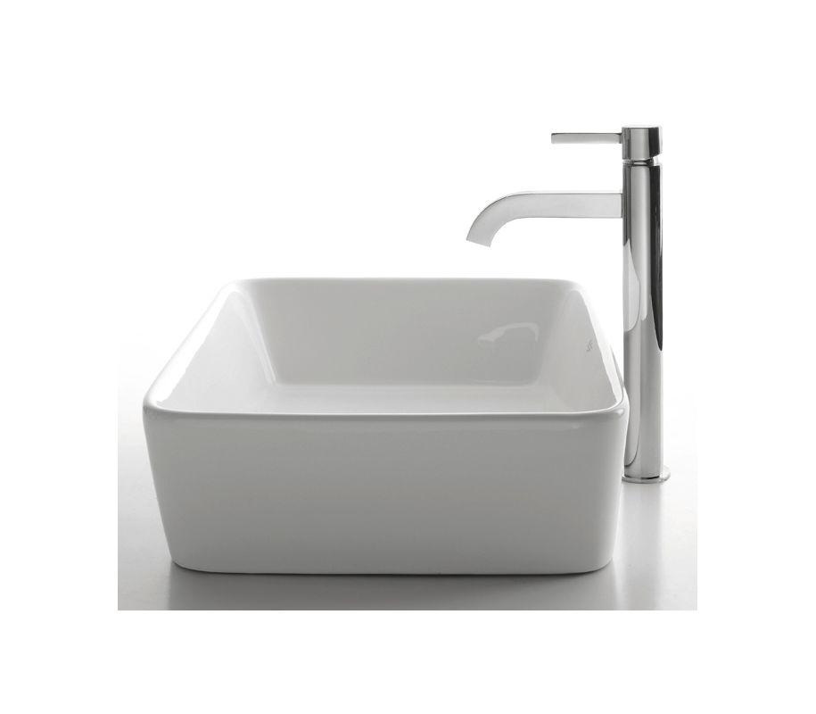 Vessel Sink Faucet Combo - Sink Ideas