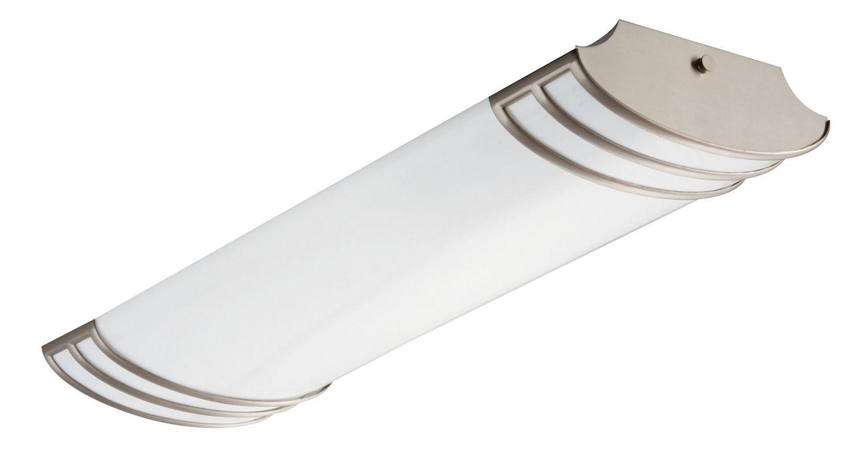 Buy Lithonia Lighting Online: Lithonia Lighting 10815 BN Brushed Nickel 2 Light