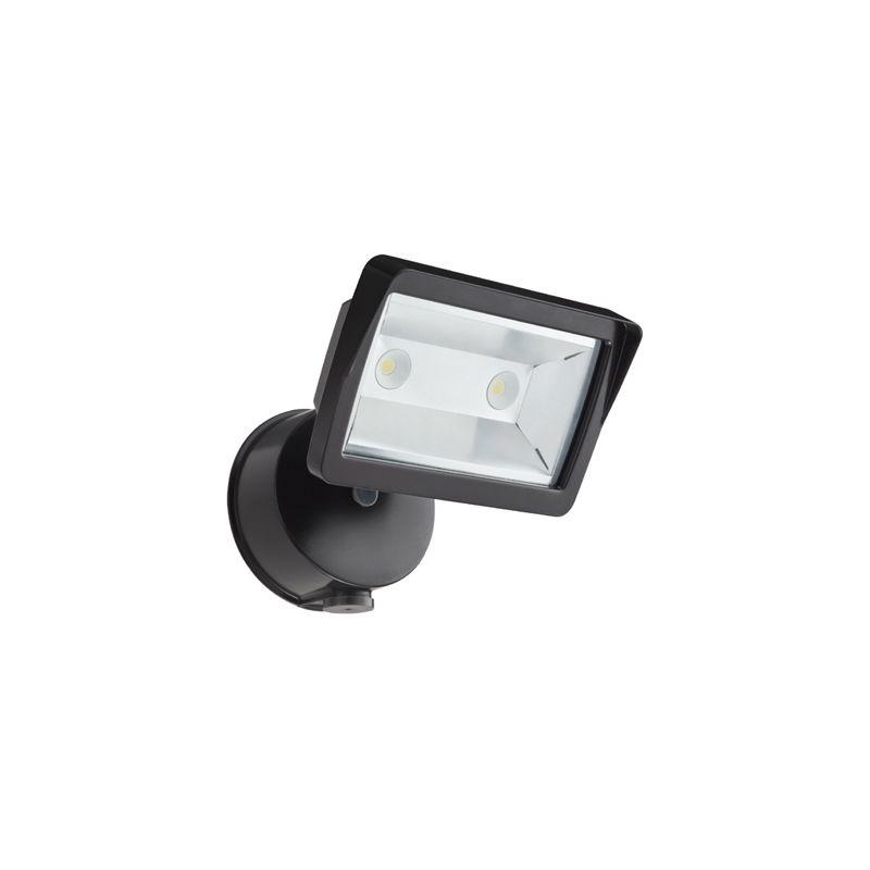 lithonia lighting olfl 14 pe bz m4 bronze 18 watt led security. Black Bedroom Furniture Sets. Home Design Ideas