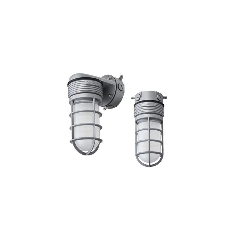 lithonia lighting olvtwm m6 grey vapor tight 15 watt wall mount led. Black Bedroom Furniture Sets. Home Design Ideas