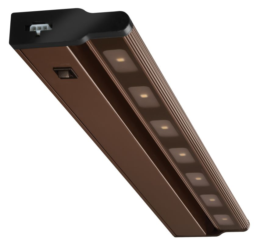 "24 Led Under Cabinet Strip Light: Lithonia Lighting UCLD 24 BZ M4 Bronze 24"" LED Under"