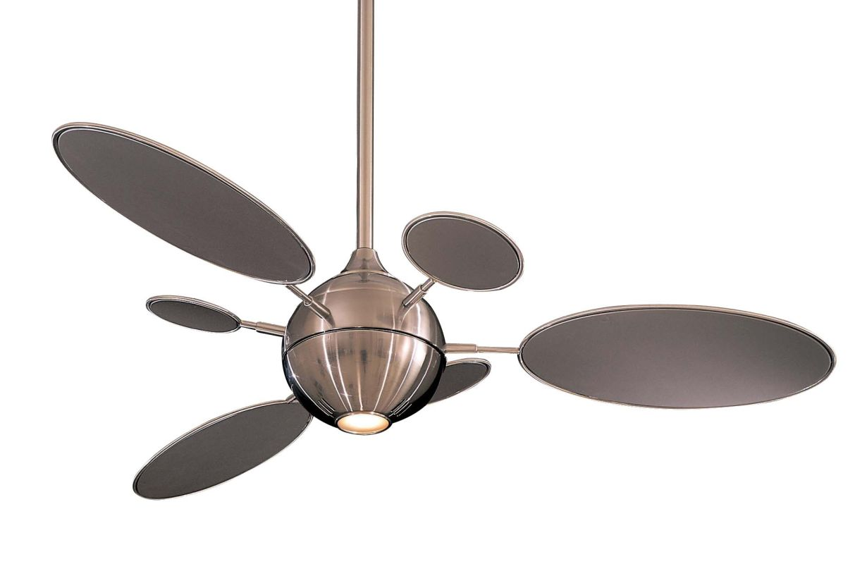 Minkaaire F596 Bn Brushed Nickel 6 Blade 54 Quot Ceiling Fan
