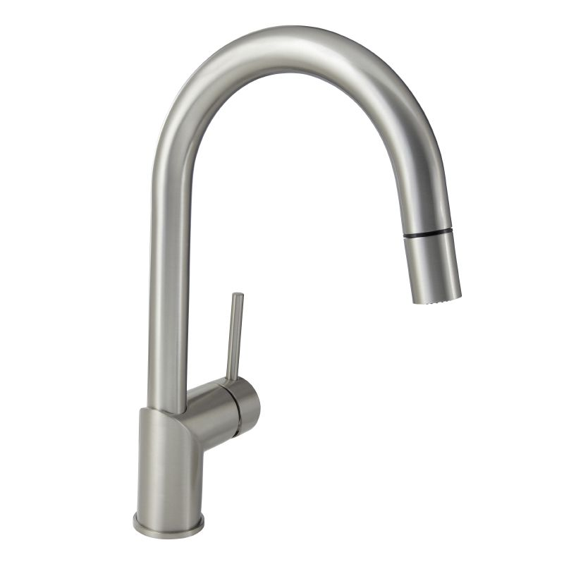mirabelle mirxcra100ss stainless steel ravenel pullout 96 best images about kitchen faucets on pinterest