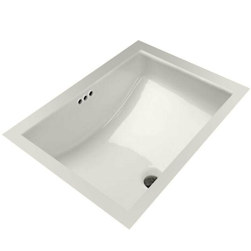 Moen Undermount Bathroom Sink faucet | miru1812wh in whitemirabelle