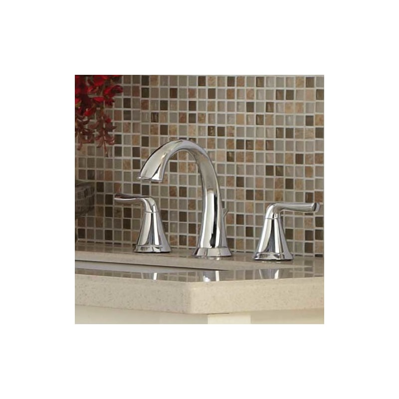 Alternate View. Faucet com   MIRWSCPR800CP in Polished Chrome by Mirabelle
