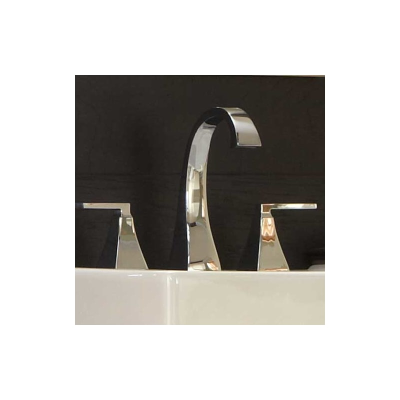 Faucet Com Mirwsvl800bn In Brushed Nickel By Mirabelle