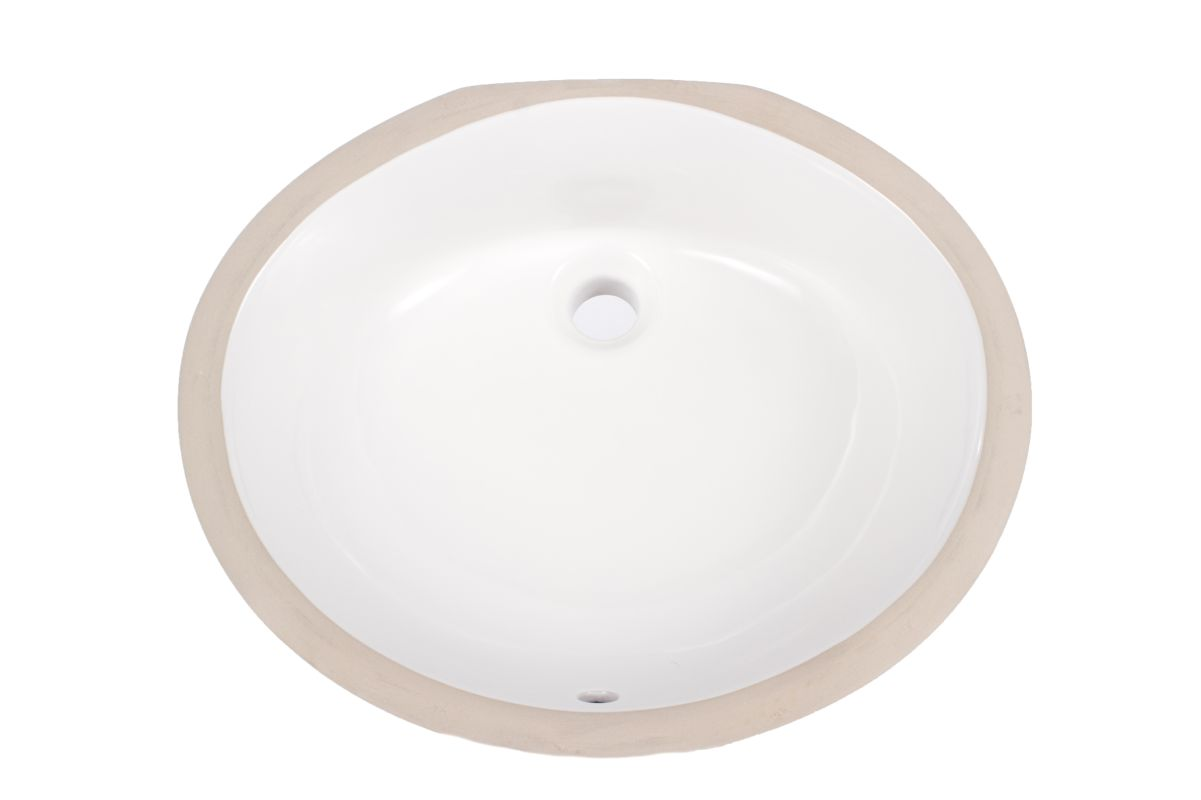 Bathroom Sink Clips Faucetcom Mno1714ou In White By Miseno