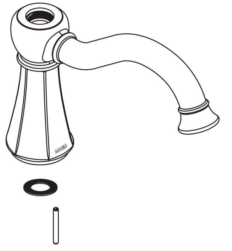 Faucet Com 125763bn In Brushed Nickel By Moen