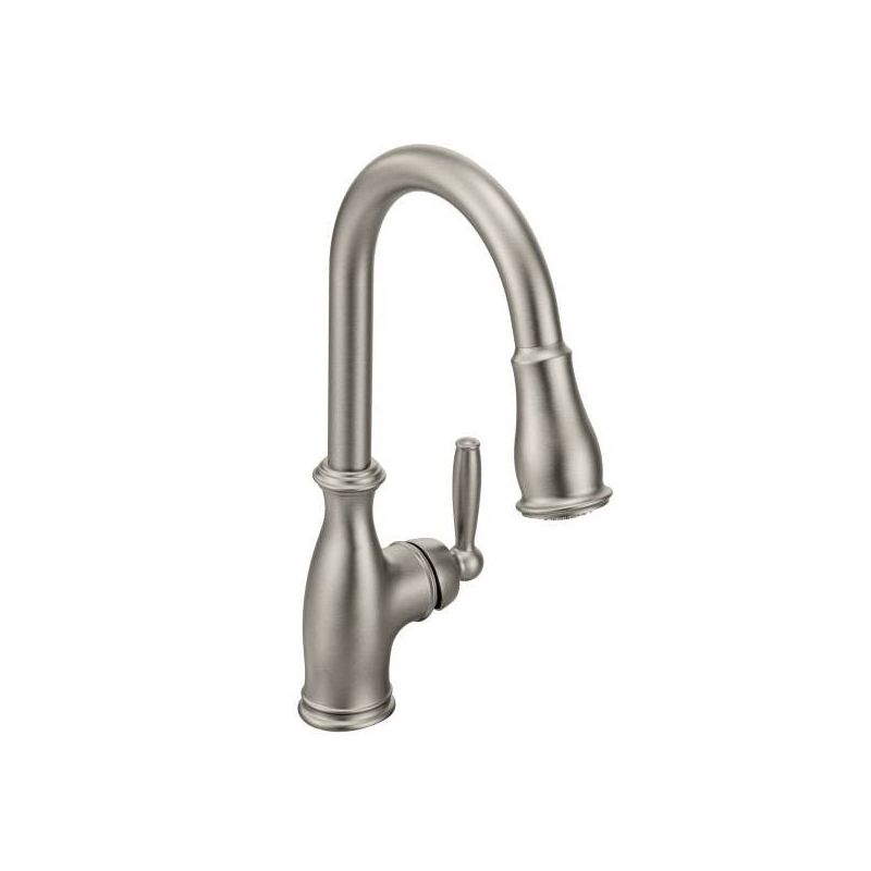 faucet 7185orb in rubbed bronze by moen