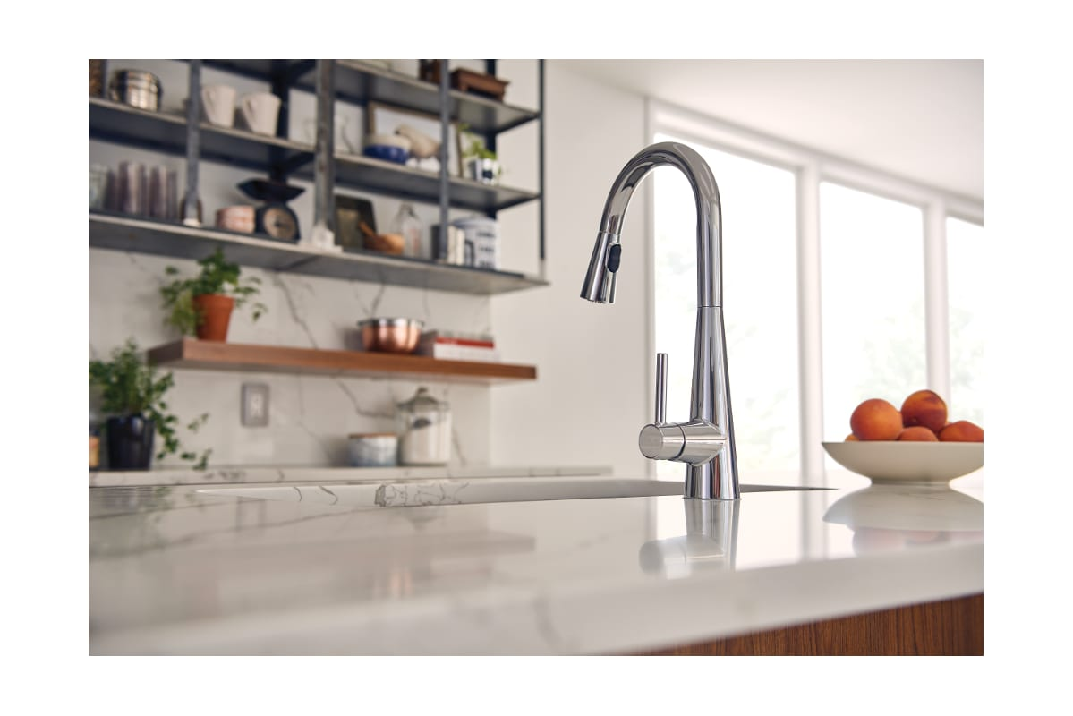 Faucet Com 7864srs In Spot Resist Stainless By Moen