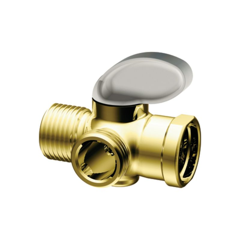 Moen Polished Brass Bathroom Faucets: A720P In Polished Brass By Moen