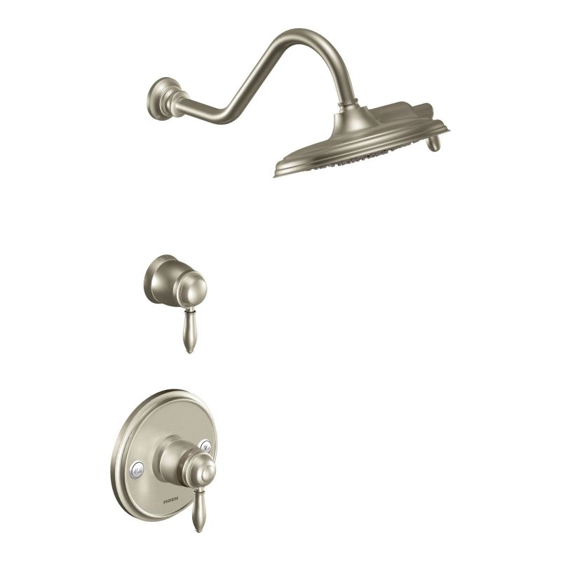 Faucet.com | 3096BN in Brushed Nickel by Moen