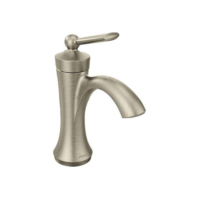 Faucet Com 4500bn In Brushed Nickel By Moen