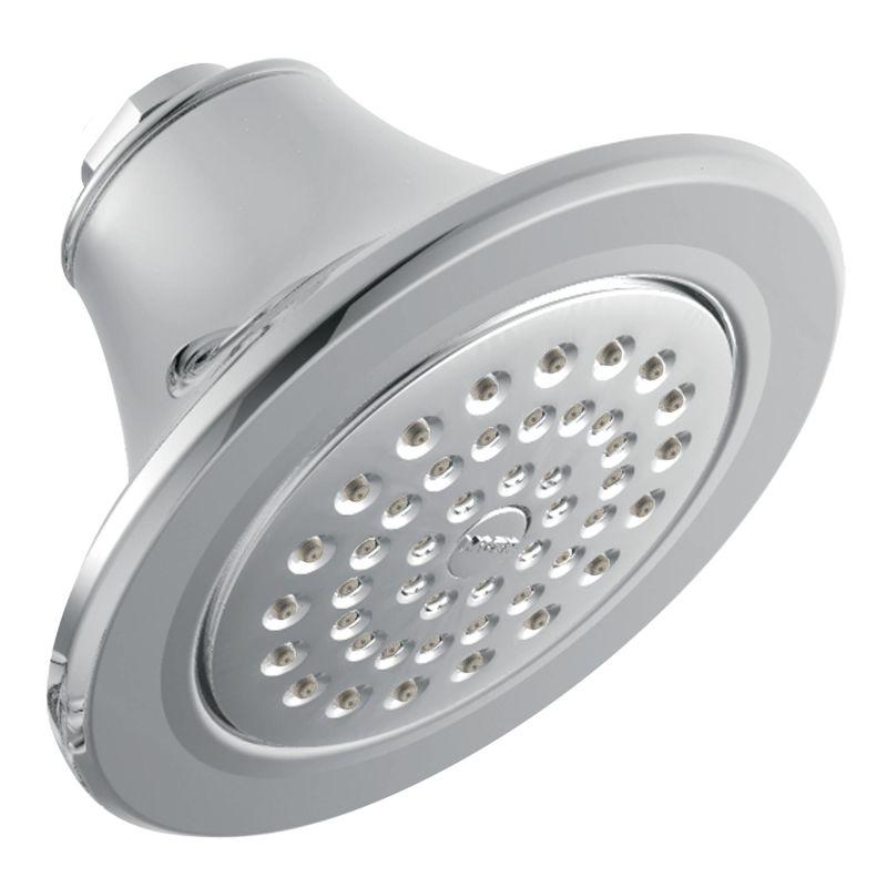 moen rain shower head.  Shower Head in Chrome Faucet com 600SEP by Moen