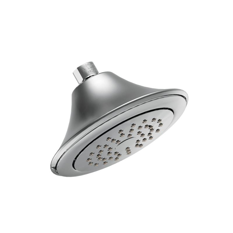 ... Shower Head In Chrome ...