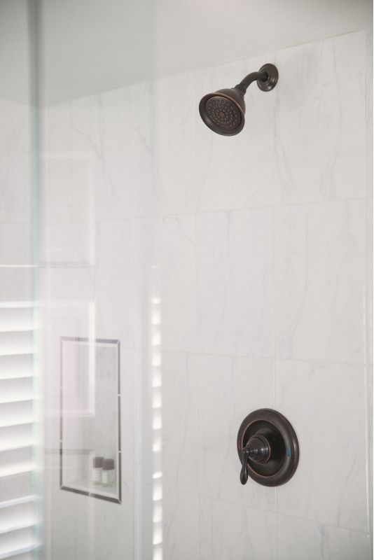 Moen Caldwell Shower Installation
