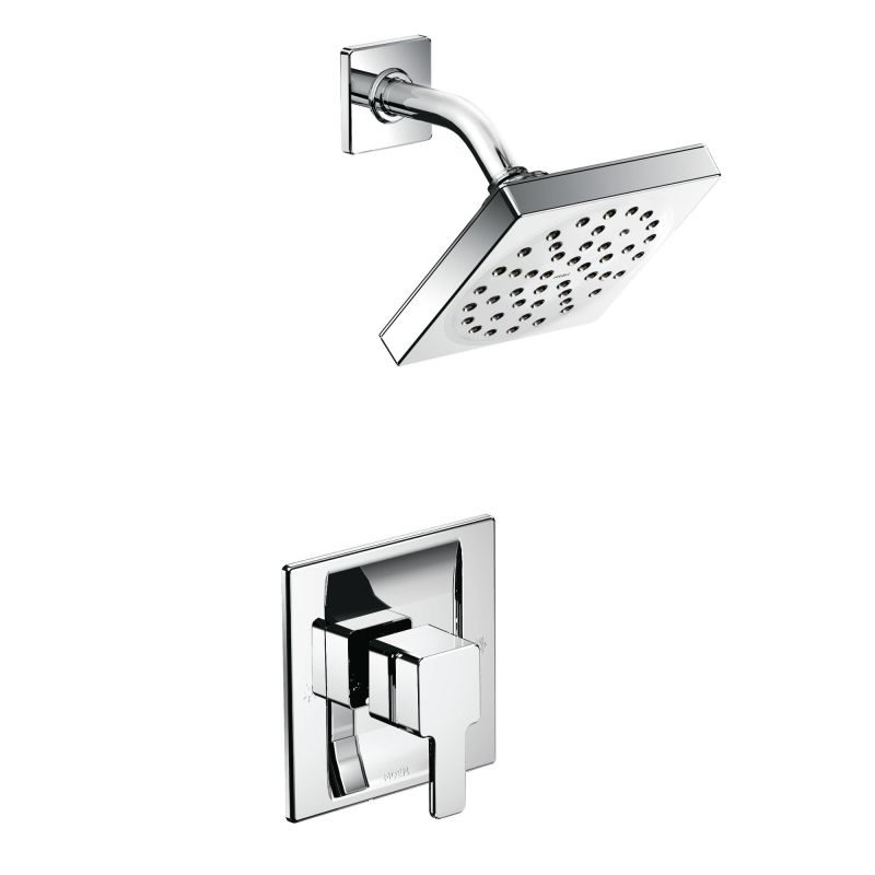 ... Brushed Nickel · Shower Trim In Chrome ...