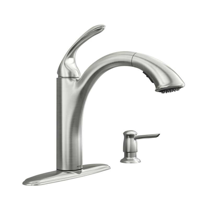 Moen Anabelle Kitchen Faucet - Home Design Ideas and Pictures