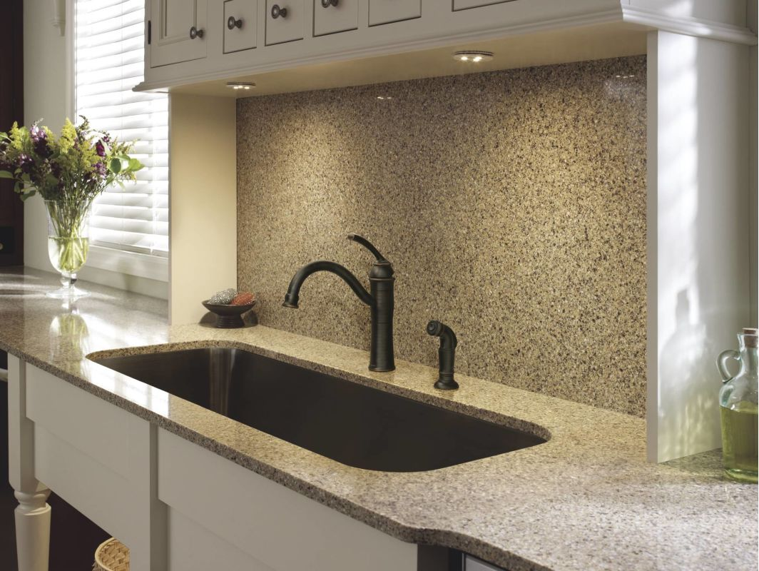 faucet com 87230brb in mediterranean bronze by moen offer ends
