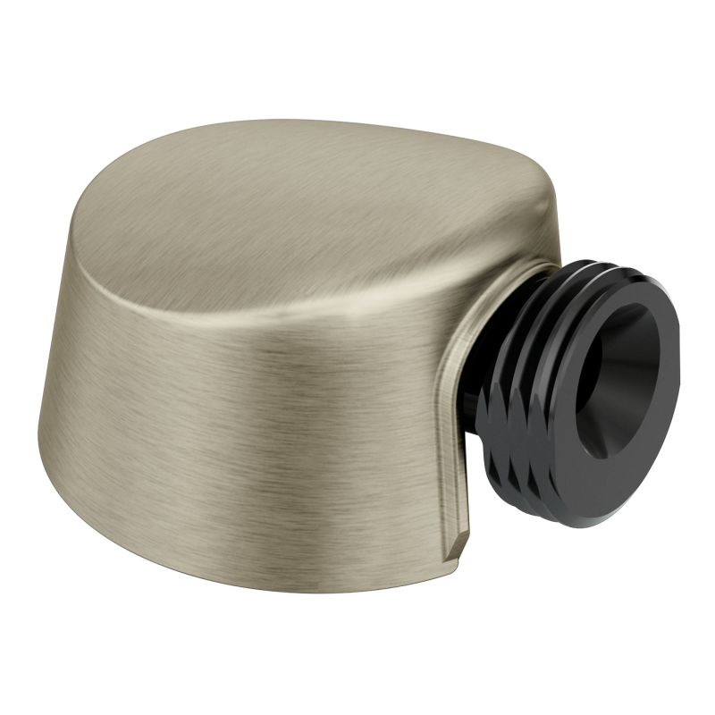 ... Wall Supply Elbow In Brushed Nickel ...