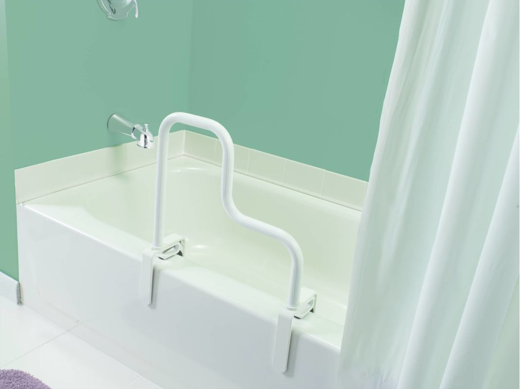 Clamp On Bathtub Grab Bars - Bathtub Ideas