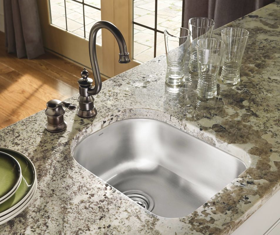 Faucet Com G18461 In Stainless By Moen