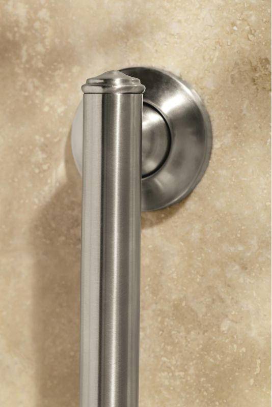 Faucet Com Lr8716d1gbn In Brushed Nickel By Moen